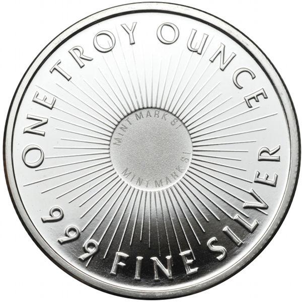 buy 1 oz sunshine silver rounds online new l jm bullion. Black Bedroom Furniture Sets. Home Design Ideas