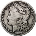 Morgan Silver Dollar Fine