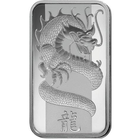 Buy 1 Oz Pamp Suisse Lunar Dragon Silver Bars L Jm Bullion
