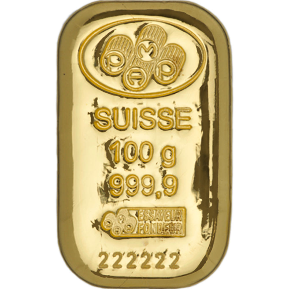 buy 100 gram pamp suisse 9999 gold cast bars jm bullion�