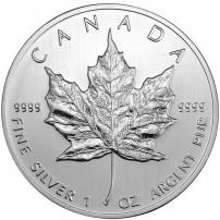 2013 Canadian Silver Maple Leaf