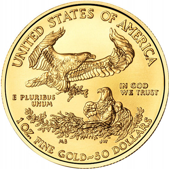 Buy American Gold Eagles Online 1 Oz 50 Usd Jm Bullion
