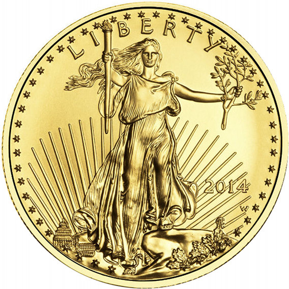 Buy 2014 1 Oz American Gold Eagles Online Jm Bullion