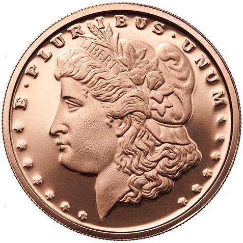 Buy 1 Oz Morgan Copper Rounds Online L Jm Bullion