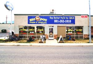 Big Dog Pawn Shop Murray Utah