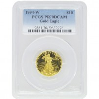 1994-W-$10-PR70