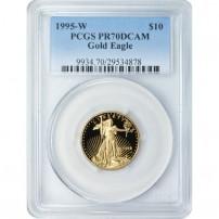 1995-W-$10-PR70