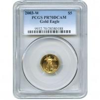 2003-W-$5-PR70