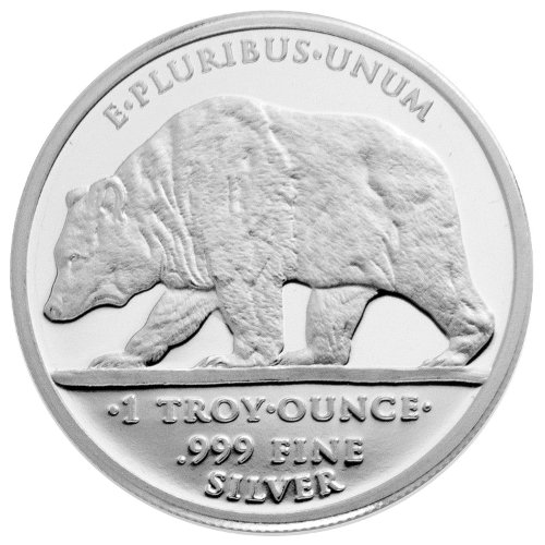Buy 1 Oz Prospector Replica Silver Rounds Jm Bullion