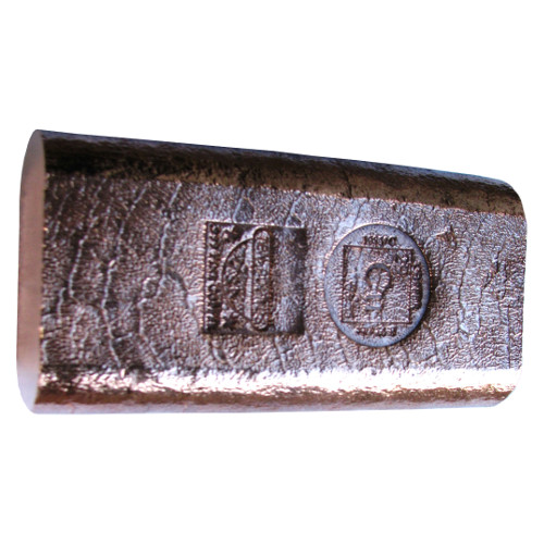 Buy 10 Pound Copper Bullion Bars 999 10 Lb L Jm Bullion