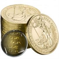Horse Privy Gold Britannia