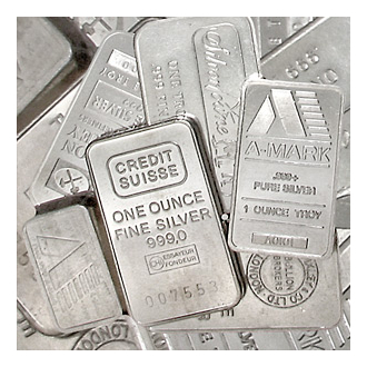 Buy 1 Oz Silver Bars Online Mint Varies Jm Bullion