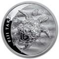 Fiji Taku Coin Reverse